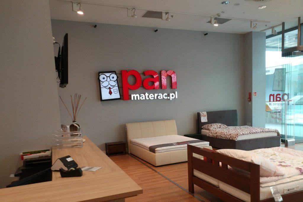 Pan Materac - Malta Poznań
